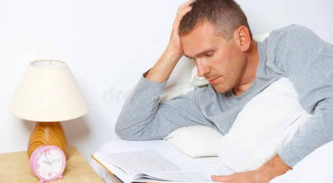 Άνδρες: Η χρόνια έλλειψη ύπνου εξασθενεί τα οστά!!!