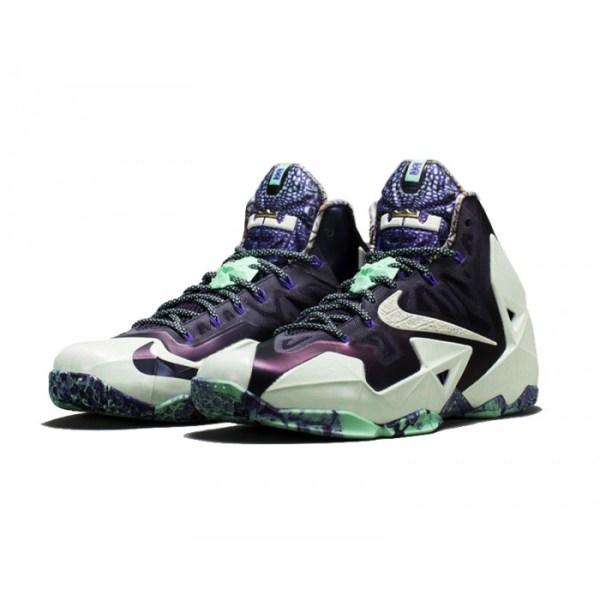 giày bóng rổ Nike Lebron 11 Gator King Lebron XI