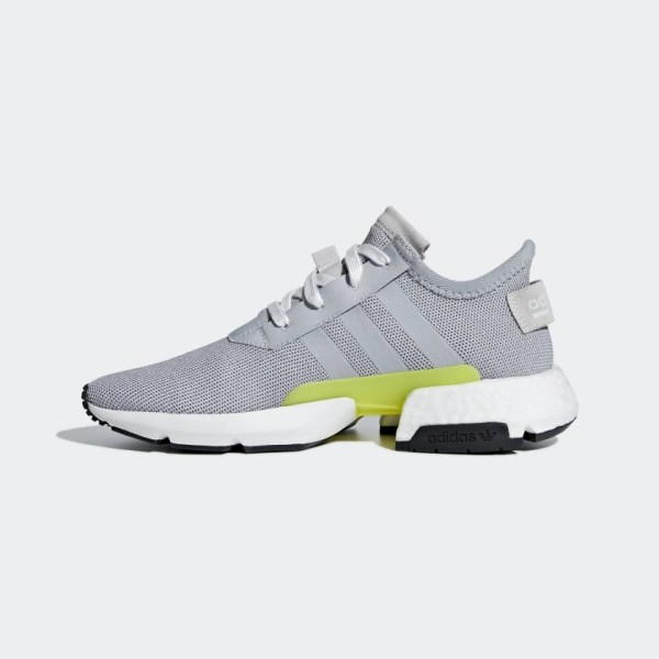 adidas POD S3.1 Shoes_Grey