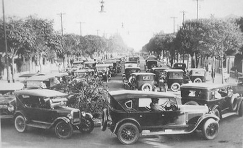 AVENIDA PAULISTA - 1928