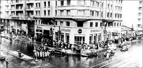 IPIRANGA X SÃO JOÃO - 1954