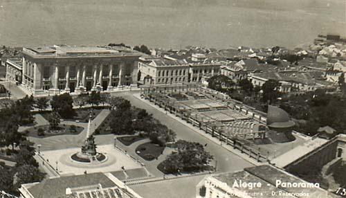 Praça da Matriz,1920