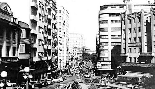 Avenida Otávio Rocha - 1955