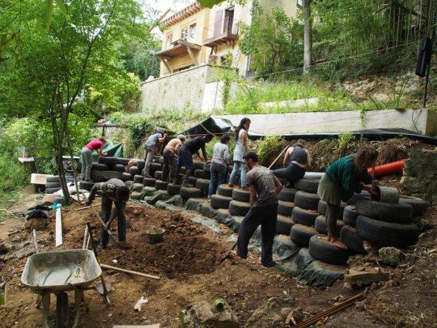 Les chantiers participatifs de l'été 2018 @ Poitiers | Poitou-Charentes | France