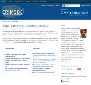CrimSoc website image