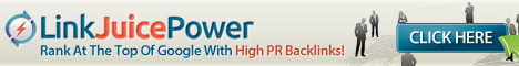 Rank at the Top of Google with High PR Backlinks!
