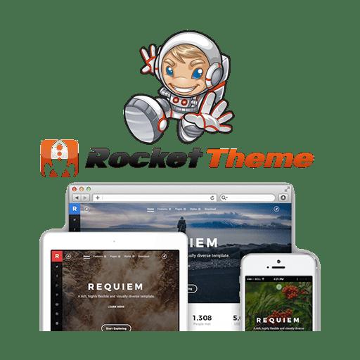 RocketTheme - Professional WordPress Themes