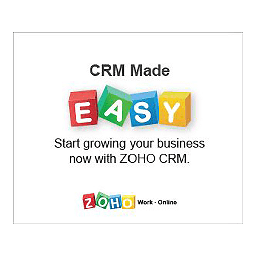 Zoho CRM The Complete CRM Platform