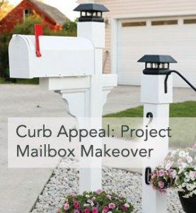 Mailbox Makeover Ideas