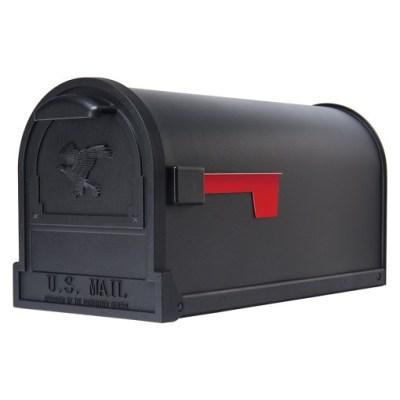 Arlington Post Mount Mailbox