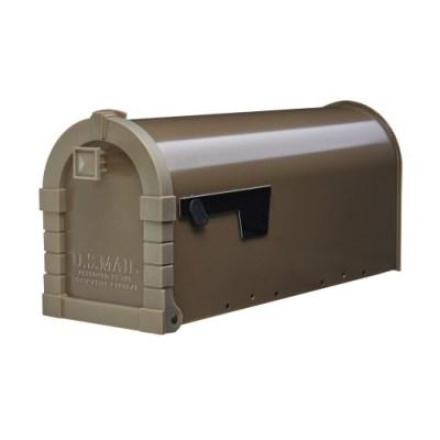 Dennison Post Mount Mailbox