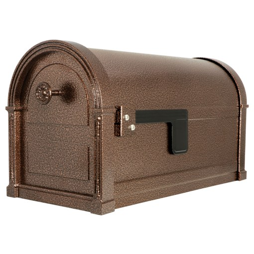 High Grove Copper Mailbox