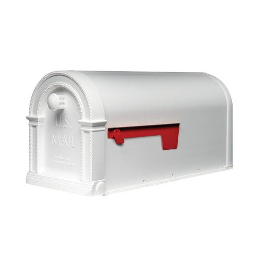 Laurel Post Mount Mailbox