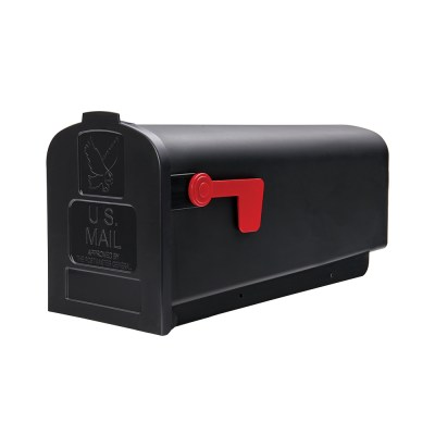 Parsons Post Mount Mailbox