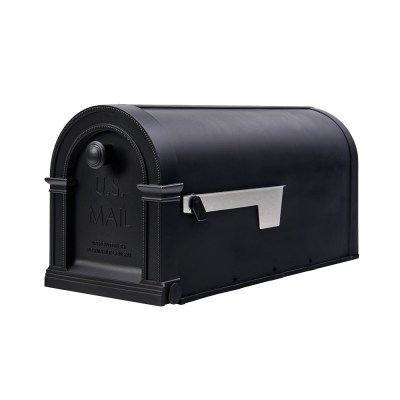 Lincoln Post Mount Mailbox