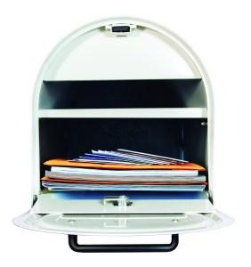 MB981W01 Mailbox Size