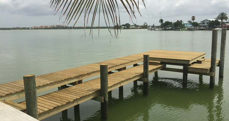 How To Maintain Your Boat Dock Gibson Marine Construction
