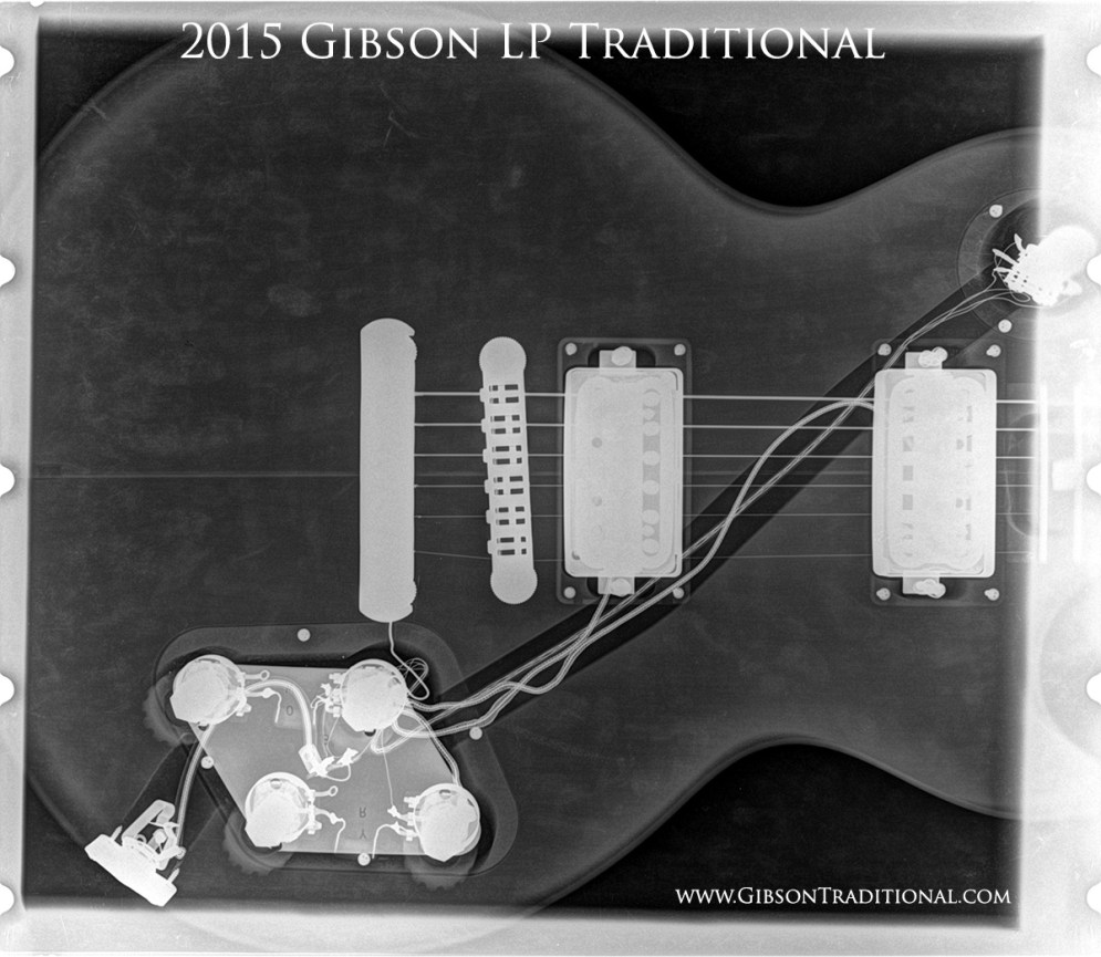 X-ray of a Traditional 2015