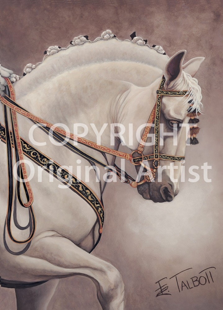 fine art reproductions gallery - image of a reproduction produced by Giclee Yoshimatsu for artist Eugenia Talbott