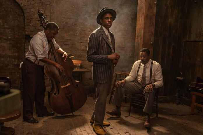 Netflix Shares Images Of New Movie Starring Late Actor Chadwick Boseman
