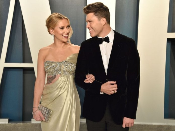Scarlett Johansson is pregnant with her second child