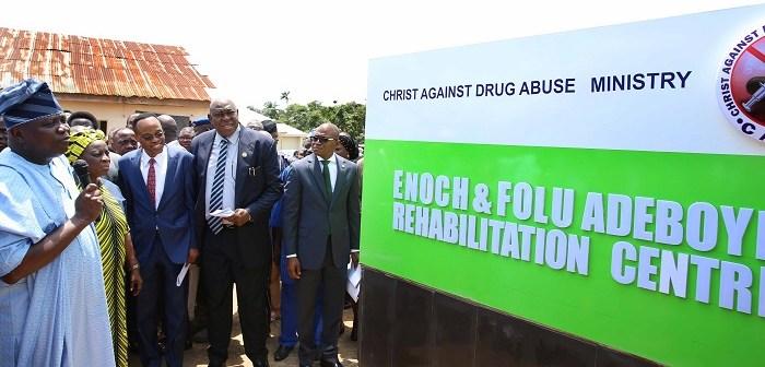 Drug Abuse: RCCG Opens Rehabilitation Centre