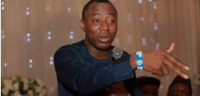 They threw me on a cold floor and locked the door' – details of Sowore's first conversation with DSS