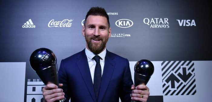 See the full list of FIFA Best 2019 Award winners