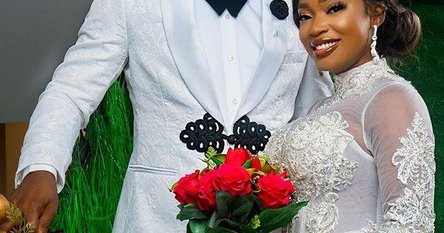 Pictures: Ubi Franklin finds love again