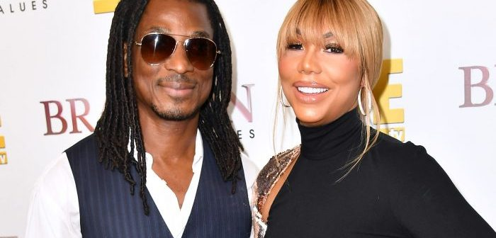 Nigerian Adefeso breaks with girlfriend Tamar Braxton, claims domestic violence