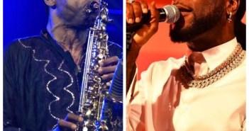 Grammy Awards: Burna Boy's fans go hard on Femi Kuti