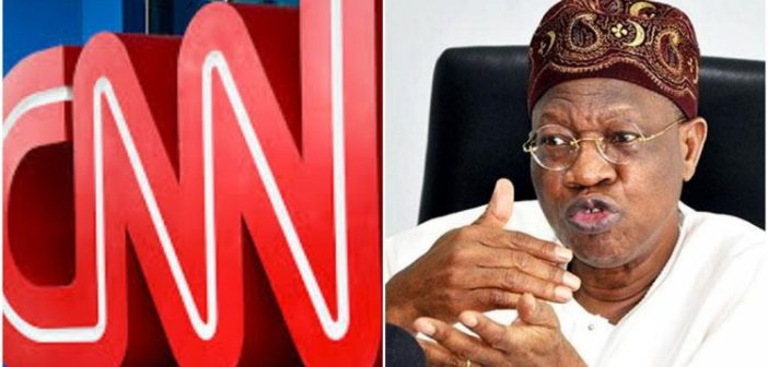 Nigeria Government slams CNN over the second report on Lekki shootings