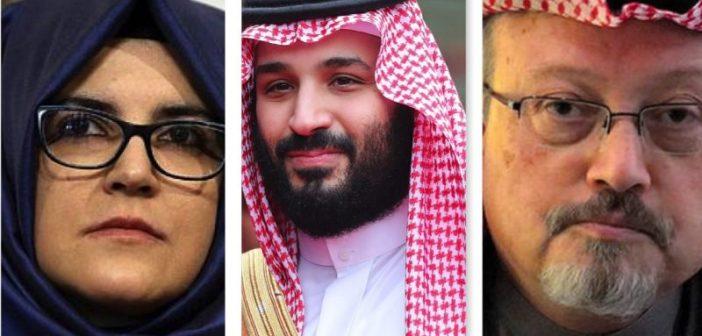 Cengiz fiancée of Khashoggi urges Biden to sanction, Prince Salman