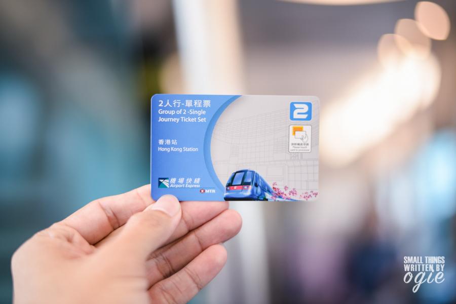 Transit 5 Jam di Hong Kong