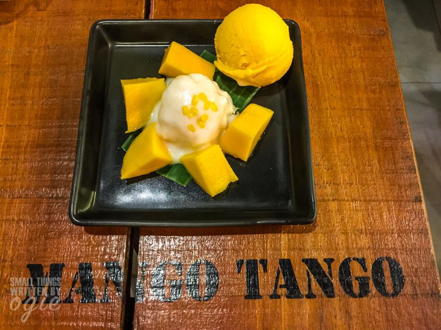 Mango Tango Sticky Rice