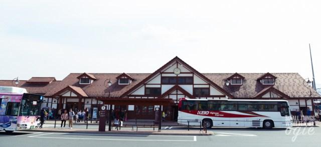 Gunung Fuji Kawaguchiko Japan