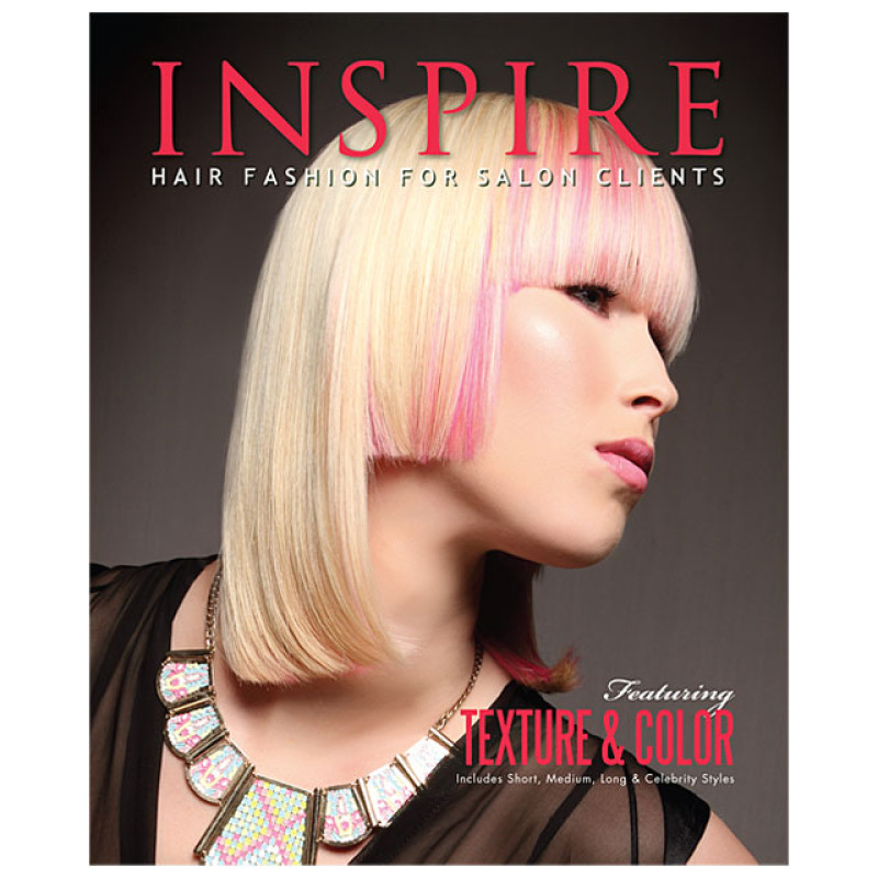 Vol 91 Texture Amp Color Inspire Hair Fashion Book For