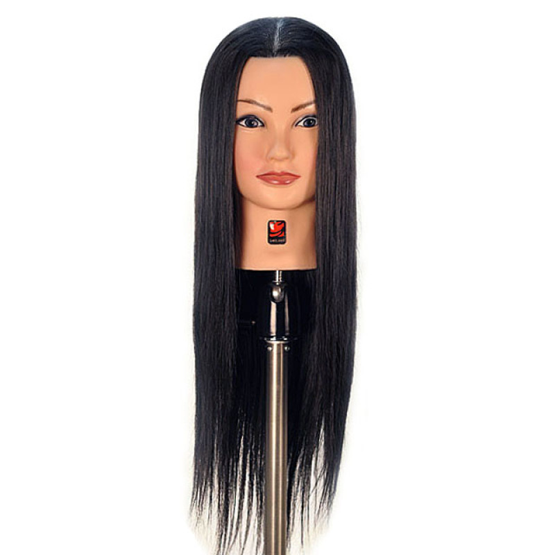 Danielle 26 Synthetic Hair Cosmetology Mannequin Head By