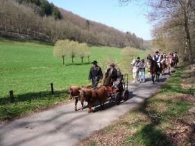 Pferdeprozession 18.04.2010 08