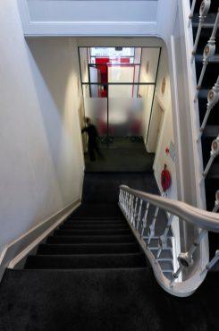Kantoor in grachtenpand - Gietermans & Van Dijk architecten - DVDH Interieurarchitecten