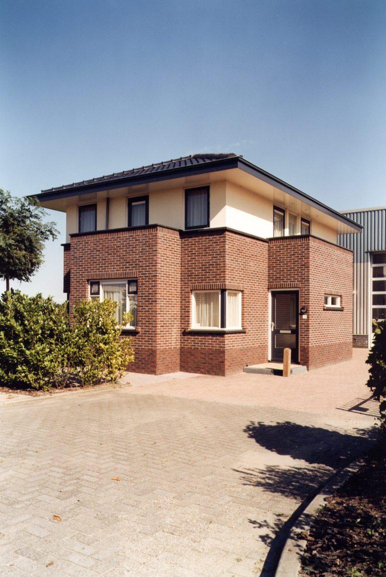 Vrijstaande bedrijfswoning Nederhorst den Berg - Gietermans & Van Dijk architecten