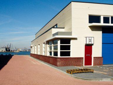 Bedrijfsruimtes aan de Moezelhavenweg - Gietermans & Van Dijk architecten