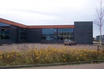 Nieuwbouw timmerfabriek - Timmerfabriek Grave - Gietermans & Van Dijk architecten