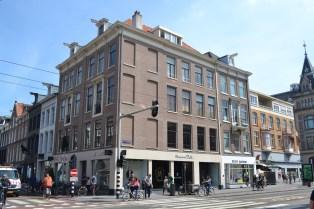 Verbouw en uitbreiding winkelruimte Amsterdam - PC Hooftstraat - Massimo Dutti - Gietermans & Van Dijk architecten