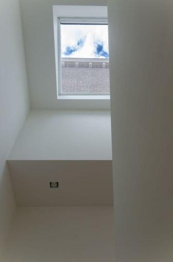 Dakkapel detail - Verbouw en uitbreiding woonhuis in Amsterdam - Gietermans & Van Dijk architecten - Serena Silooy Photography