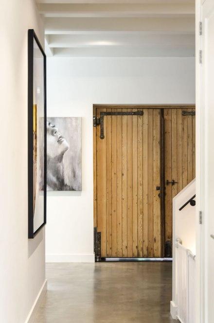 Gang - Verbouw en uitbreiding woonhuis in Amsterdam - Gietermans & Van Dijk architecten - Serena Silooy Photography