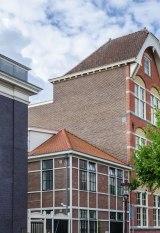 Gevel - Verbouw en uitbreiding woonhuis in Amsterdam - Gietermans & Van Dijk architecten - Serena Silooy Photography