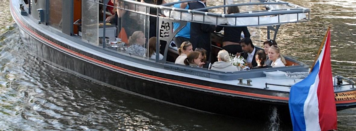 Salonboot Johanna - Gietermans & Van Dijk Architecten - Amsterdam Boat Events