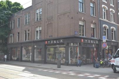 Samenvoegen en uitbreiden winkelruimte Amsterdam - Gietermans & Van Dijk architecten - Tesla