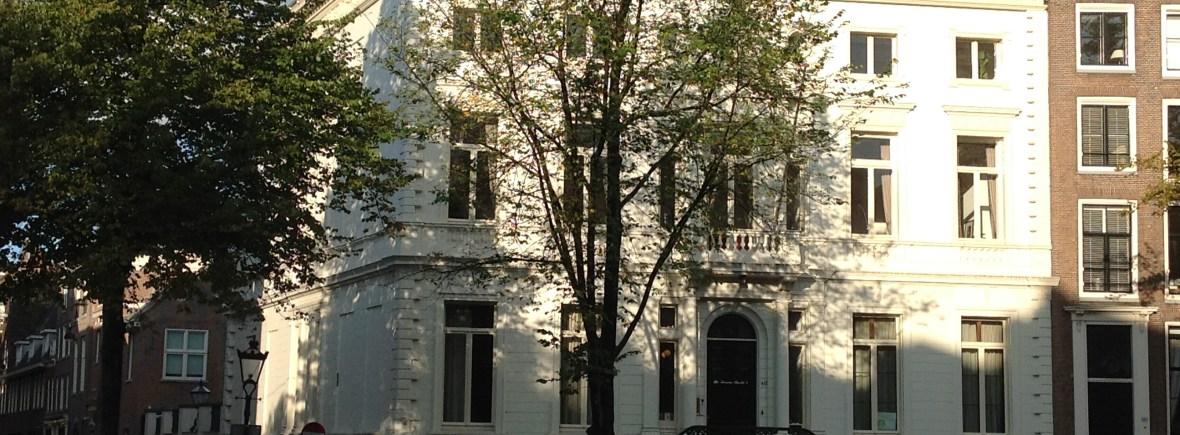 Keizersgracht Amsterdam - Restauratie en uitbreiding monumentaal grachtenpand - Gietermans & Van Dijk architecten